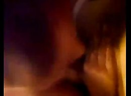 Desi Secretary Nude Giving Hot Blowjob to Lover -