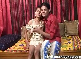 NICE INDIAN BOY WITH SEXY GIRL